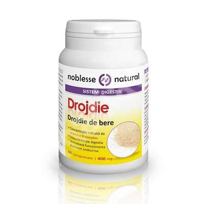 Drojdie De Bere, 60 comprimate, Noblesse