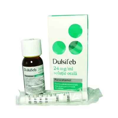 Dulsifeb, 100 ml, Actavis