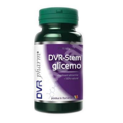 DVR Stem glicemo, 60 capsule, DVR Pharm