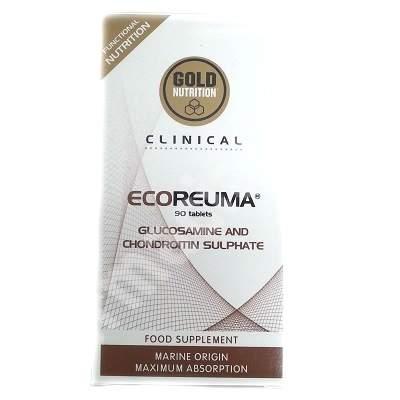 Ecoreuma Clinical, 90 capsule, Gold Nutrition