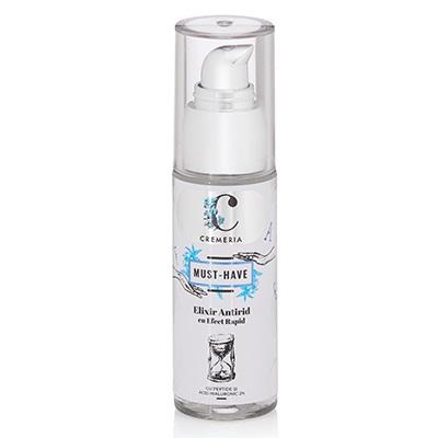 Elixir antirid cu efect rapid Must Have, 30 ml, Cremeria