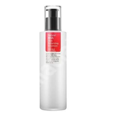Emulsie naturala cu BHA pentru piele, 100 ml, COSRX