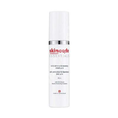 Emulsie protectoare si reparatoare SPF 30 Essentials, 50 ml, Skincode