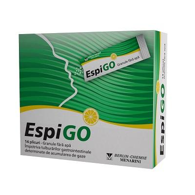 EspiGO, 14 plicuri, Berlin-Chemie Ag