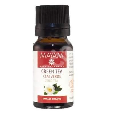 Extract de ceai verde (M - 1141), 10 ml, Mayam