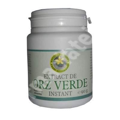 Extract de Orz verde instant, 90 g, Hypericum