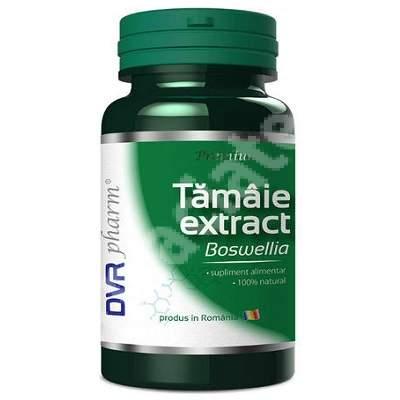 Extract de tămâie (Boswellia), 60 capsule, Dvr Pharm
