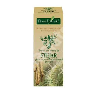 Extract din amenti de stejar, 50 ml, Plant Extrakt