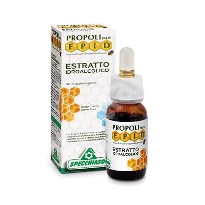 Extract hidroalcoolic Epid PropoliPlus, 30 ml, Specchiasol