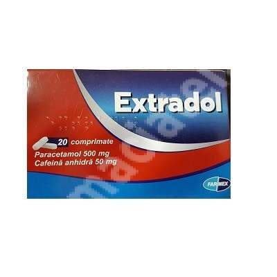 Extradol, 20 comprimate, Farmex