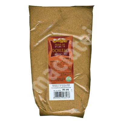 Faina de Dovleac, 500 g, Herbavit