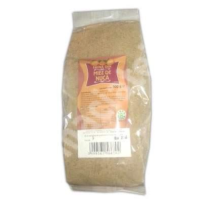 Faina din miez de nuca, 500 g, Herbavit