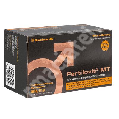 Fertilovit MT, 90 capsule, Gonadosan