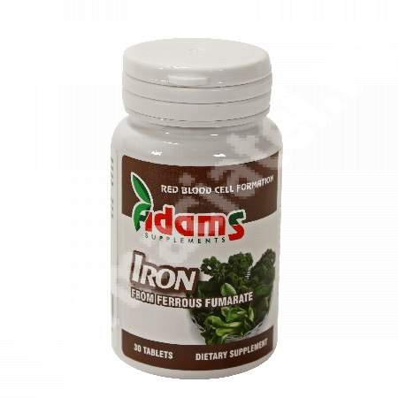 Fier 14mg, 30 tablete, Adams Vision