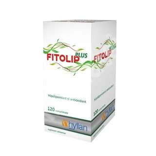 Fitolip Plus, 120 comprimate, Hyllan