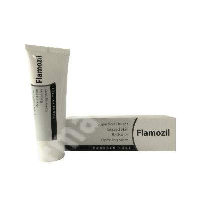 Tratament pentru rani Flamozil, 50 gr, Lab Oystershell