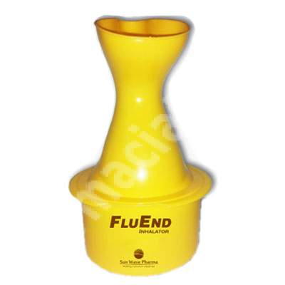 Fluend Inhalator, Sun Wave Pharma