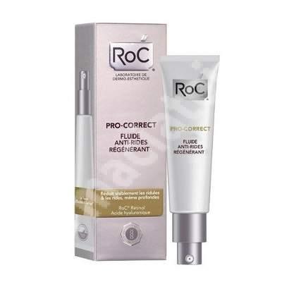 Fluid anti-rid regenerant Pro Correct, 40 ml, Roc