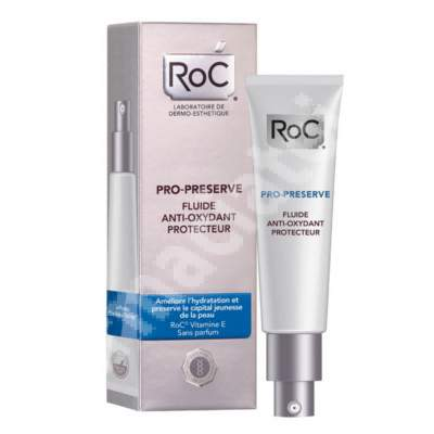 Fluid protector anti-oxidant Pro-Preserve, 40 ml, Roc