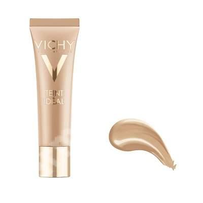 Fond de ten crema iluminator Ideal Teint SPF 20, Nuanta 15, 30 ml, Vichy