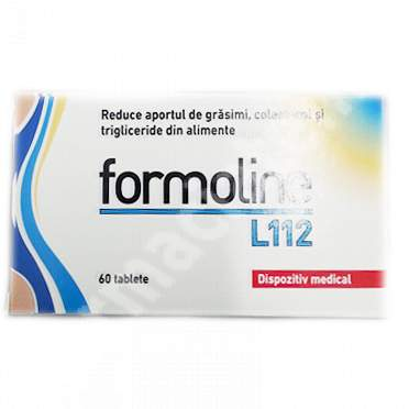 Formoline L112, 60 tablete, Certmedica International