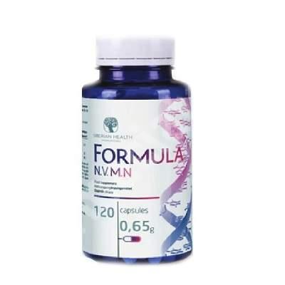 Formula antioxidanta Novomin NVMN, 120 capsule, Siberian Health