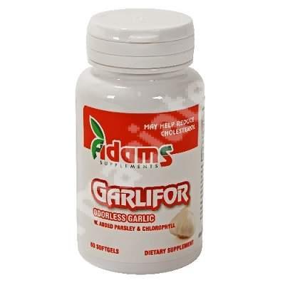 Garlifor, 60 capsule, Adams Vision