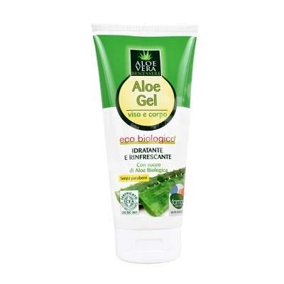 Gel Aloe Vera Eco, 200 ml, Benessere