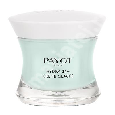 Gel crema pentru piele normala si uscata Glacee Hydra 24+, 50 ml, Payot