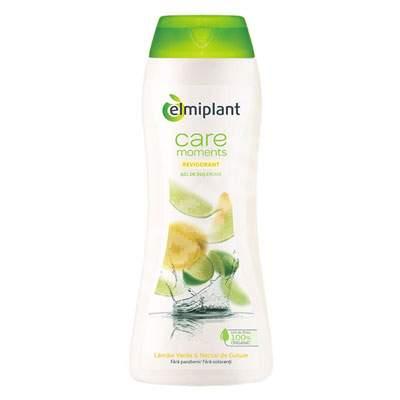 Gel de dus revigorant de gutuie si lime Care Moments, 750 ml, Elmiplant