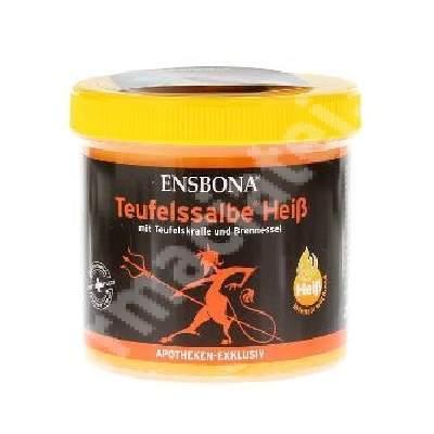 Gel de foc cu Gheara Dracului, 200 ml, Ensbona