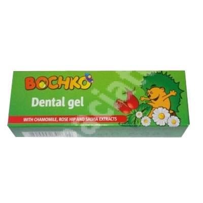 Gel dentar Aricel Ask Bochko, 20 ml, Lavena