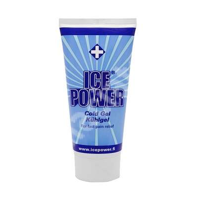 Gel, Ice Power Cold, 20 ml, Fysioline