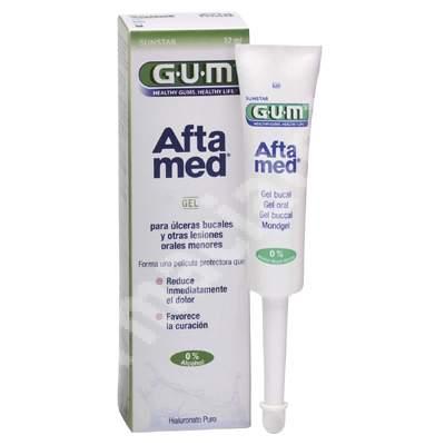 Gel oral Aftamed, 12 ml, Sunstar Gum