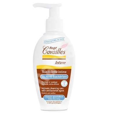 Gel pentru igiena intima cu efect antibacterian, 200 ml, Roge Cavailles