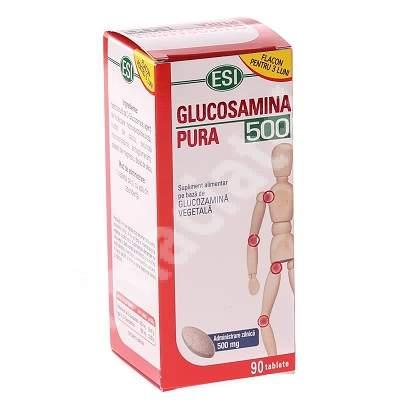 Glucosamina pura 500 mg, 90 tablete, Esi Spa