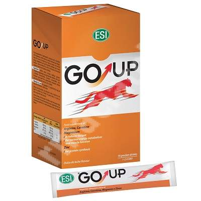 Go-Up Pocket Drink, 16 plicuri, Esi Spa