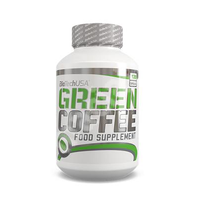 Green Coffee, 120 capsule, Biotech USA