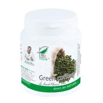 Green Coffee, 150 capsule, Pro Natura