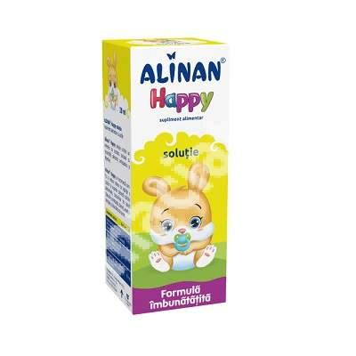 Happy Baby soluție Alinan, 20 ml, Fiterman Pharma