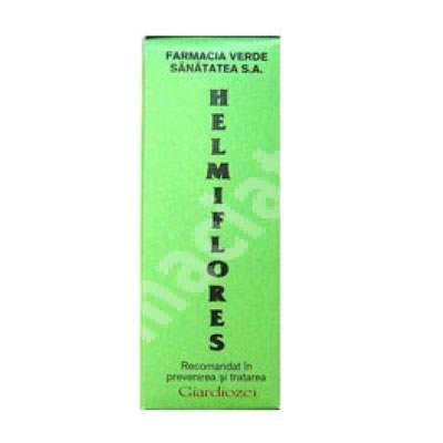 Helmiflores, 25 ml, Farmacia Verde Sănătatea
