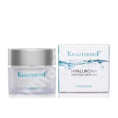 Crema de zi Hyaluron Phytocomplex, 50 ml, Krauterhof