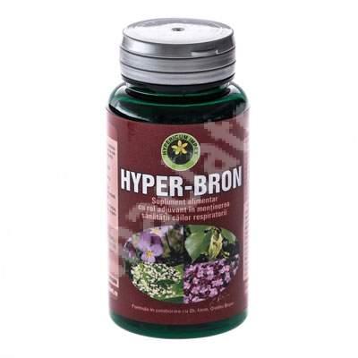 Hyper-bron, 60 capsule, Hypericum