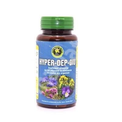 Hyper-Dep-Diu, 60 capsule, Hypericum