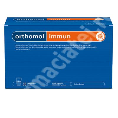 Immun, 30 plicuri, Orthomol