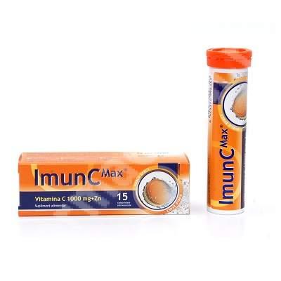 ImunC Max, 15 comprimate, Epic Farma