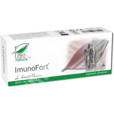 Imunofort, 30 capsule, Pro Natura