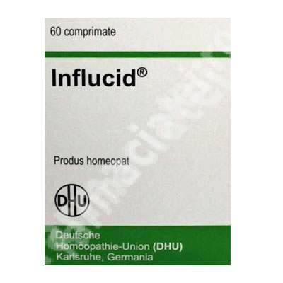 Influcid, 60 comprimate, Dhu Germania
