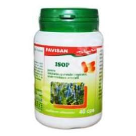 Isop, 40 capsule, Favisan