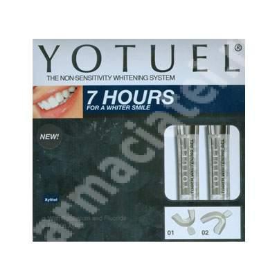 Kit de albire în 7 ore - Yotuel, Biocosmetics